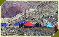 Camping, Adventure Tours India