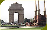 India Gate, Delhi Travel